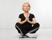 Gentle Yoga Classes in North Herts